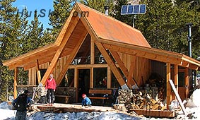 Markley Hut, Alfred Braun Hut System